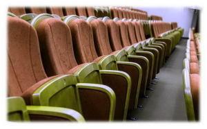 Как подобрать театральное кресло в Москве и Санкт Петербурге